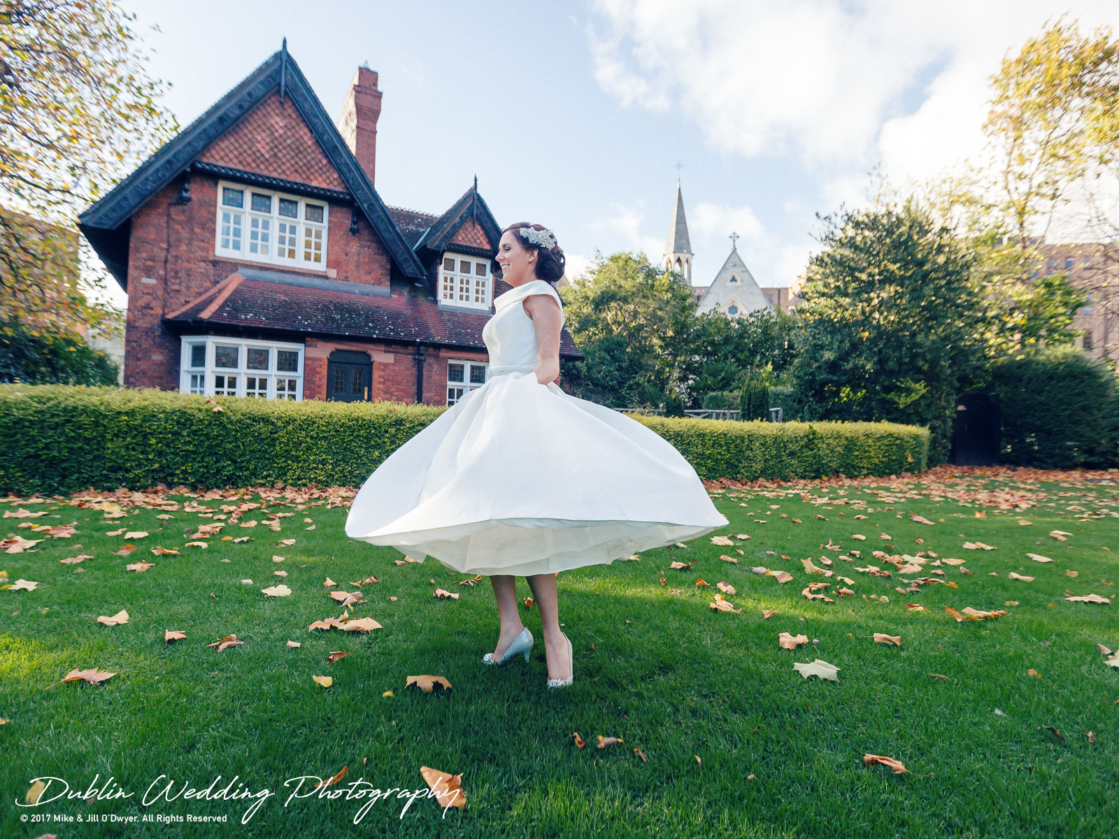 Dublin Wedding Photographer City Streets 026