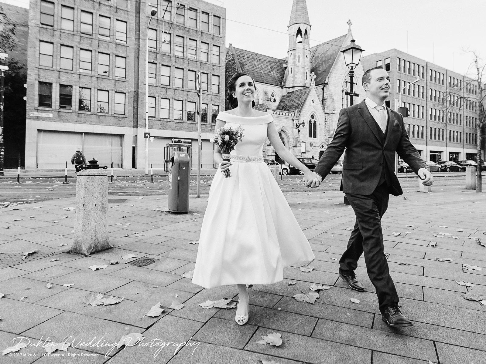 Dublin Wedding Photographer City Streets 031