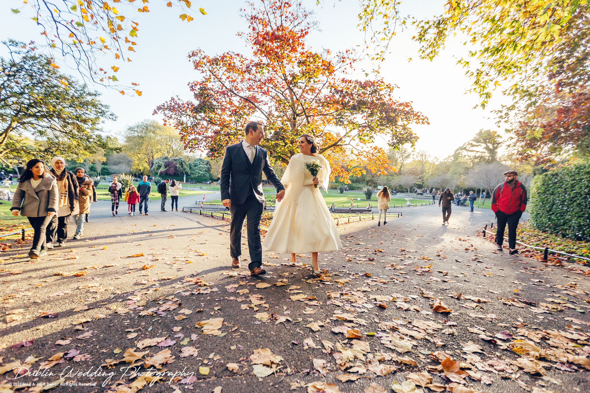 Dublin Wedding Photographer City Streets 033