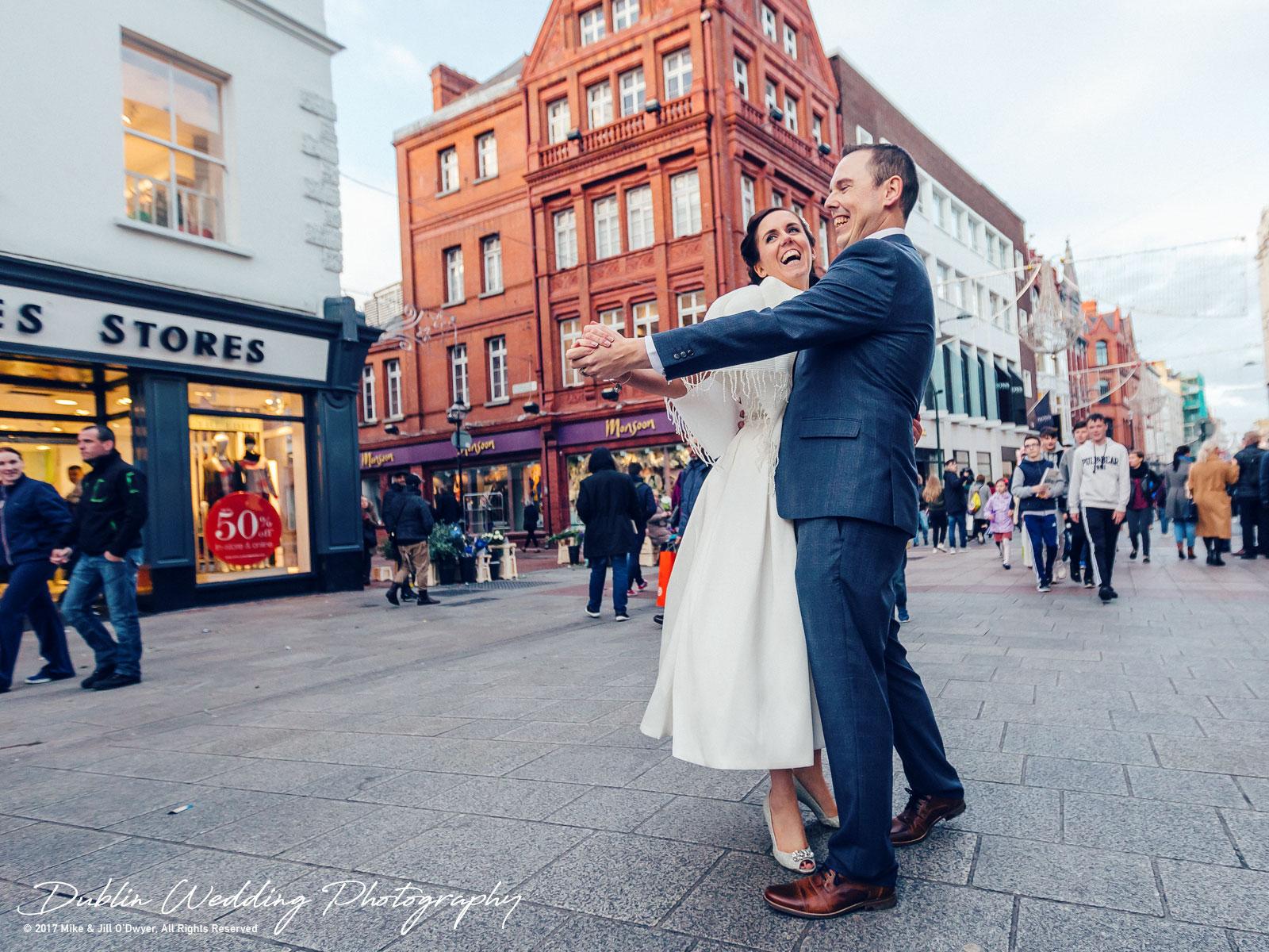 Dublin Wedding Photographer City Streets 037