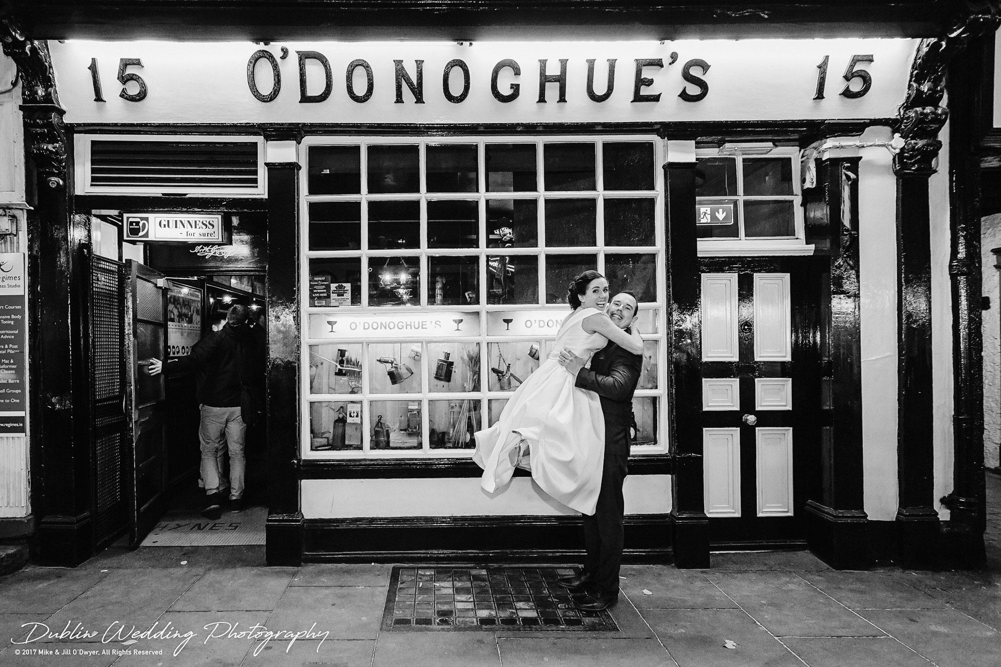 Dublin Wedding Photographer City Streets 039