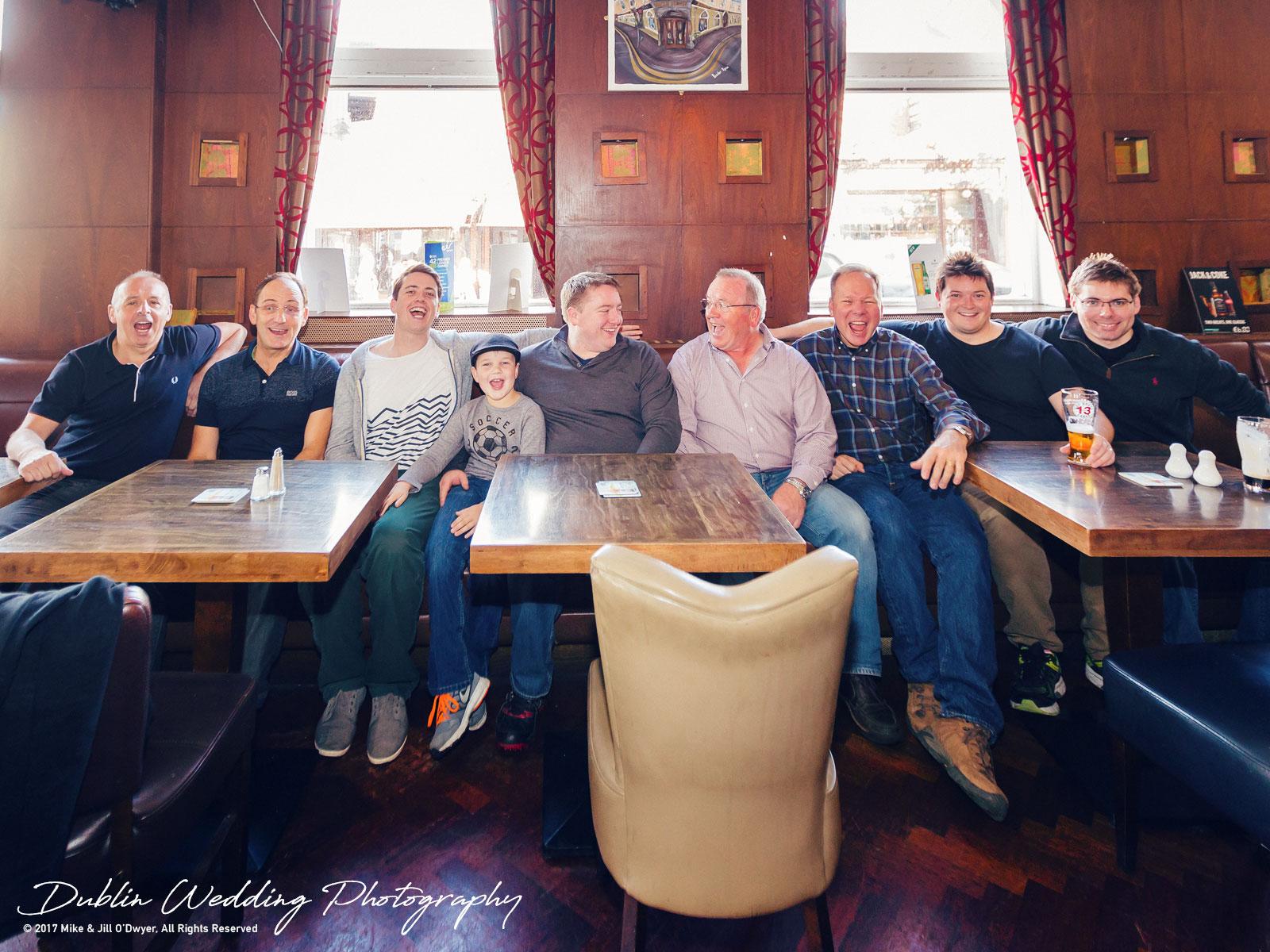 Dublin Wedding Photographer City Streets 044