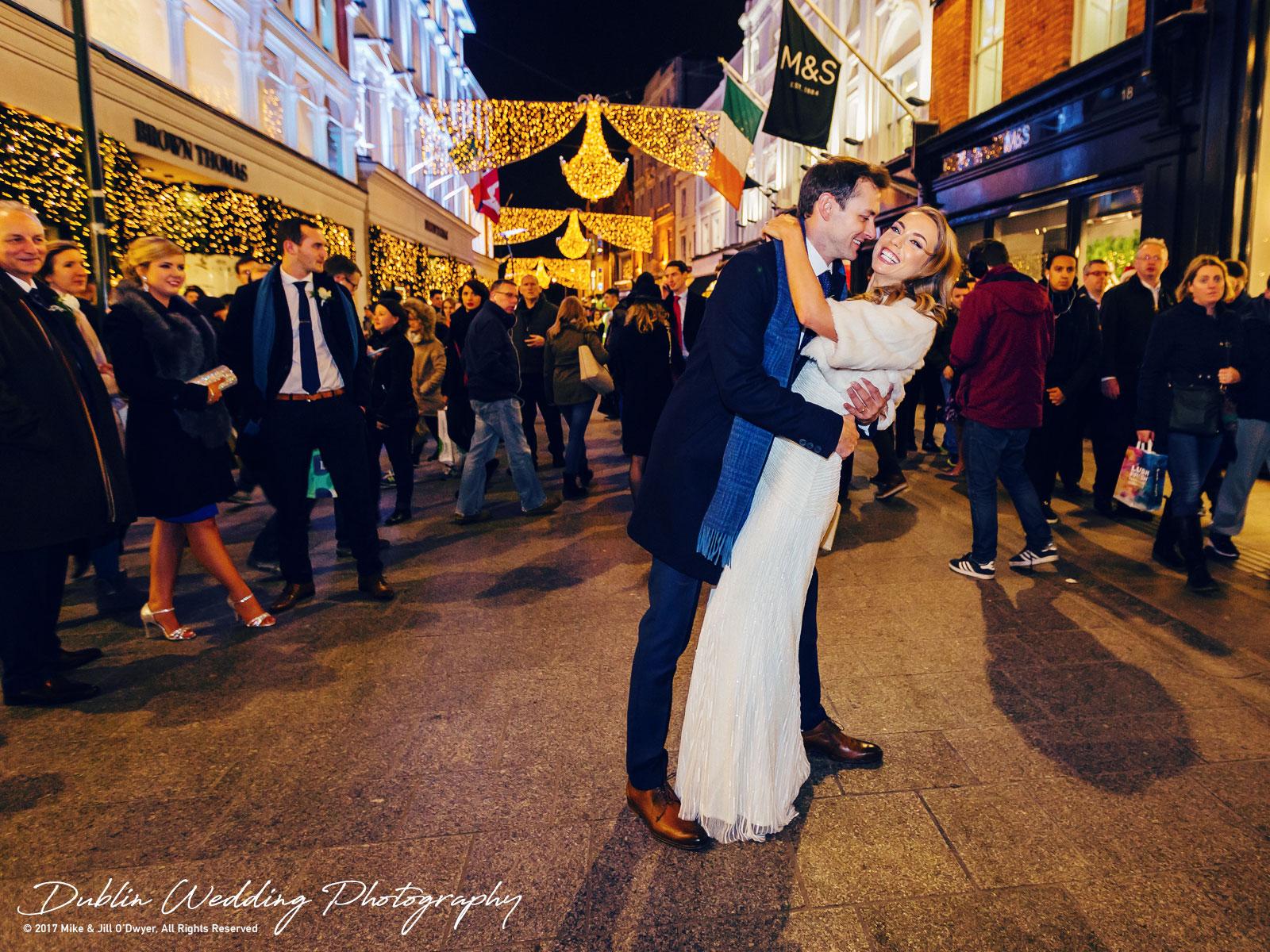 Dublin Wedding Photographer City Streets 056