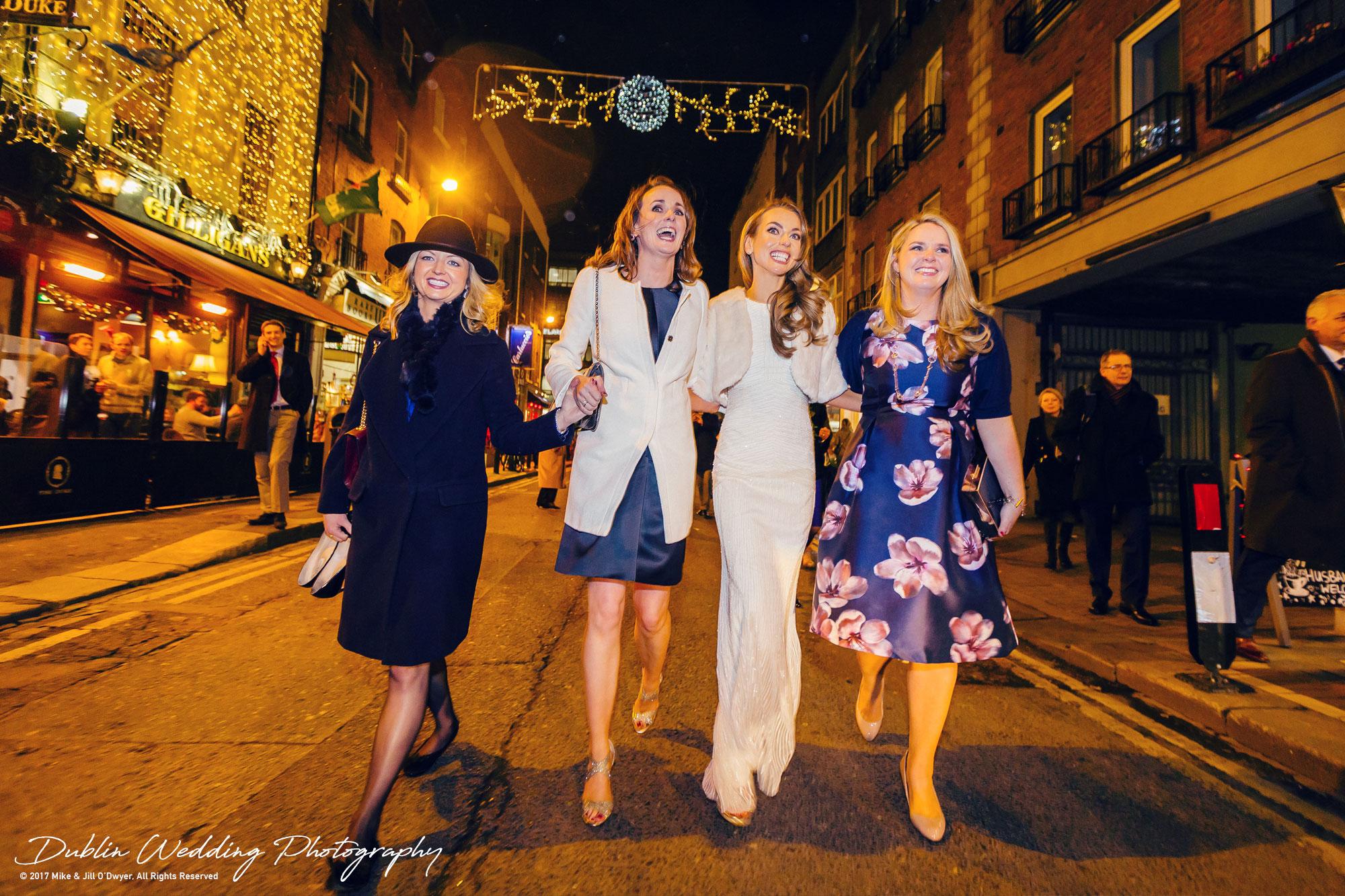 Dublin Wedding Photographer City Streets 057