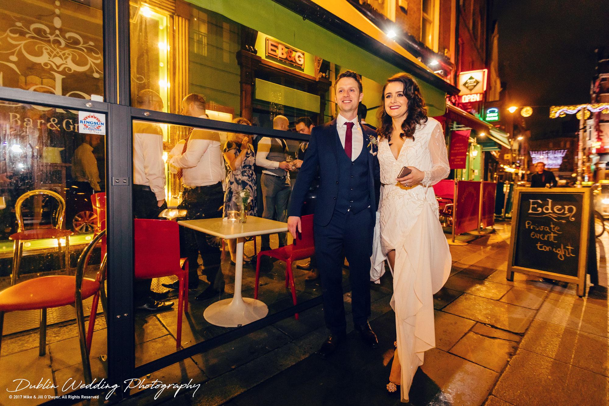 Dublin Wedding Photographer City Streets 070
