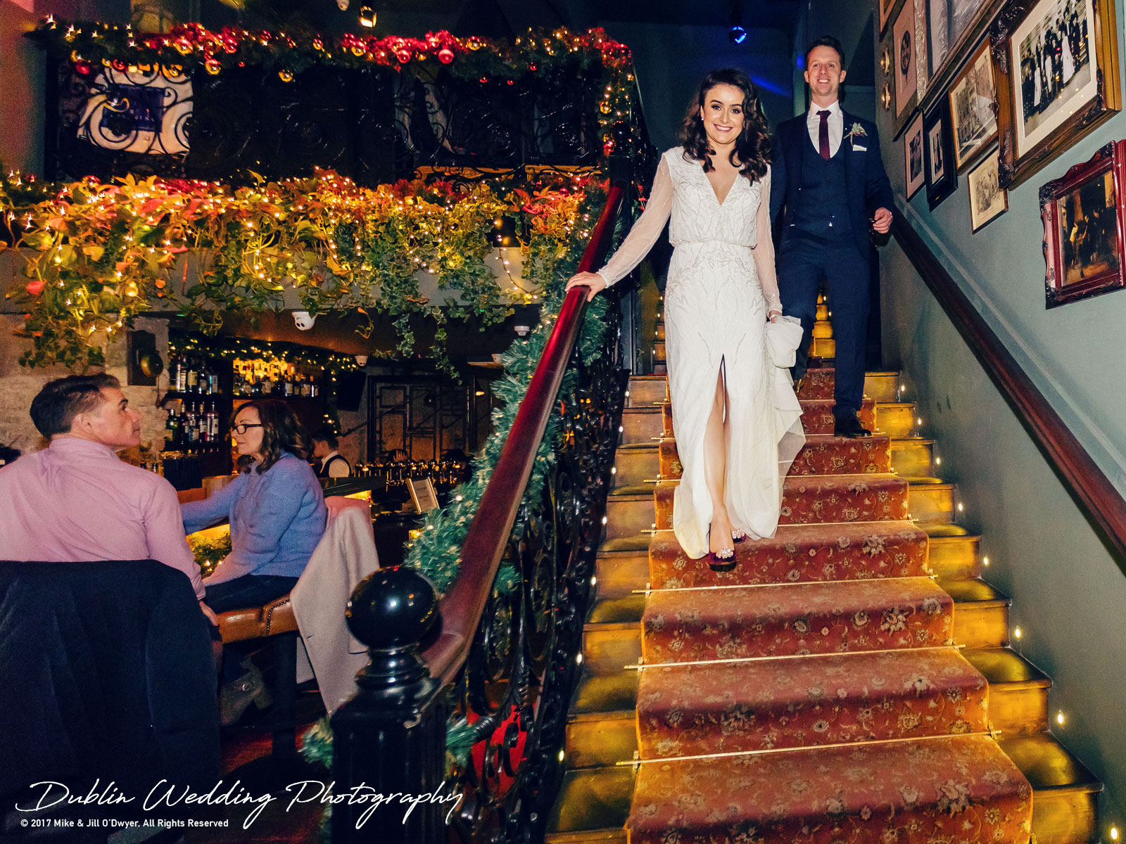 Dublin Wedding Photographer City Streets 071