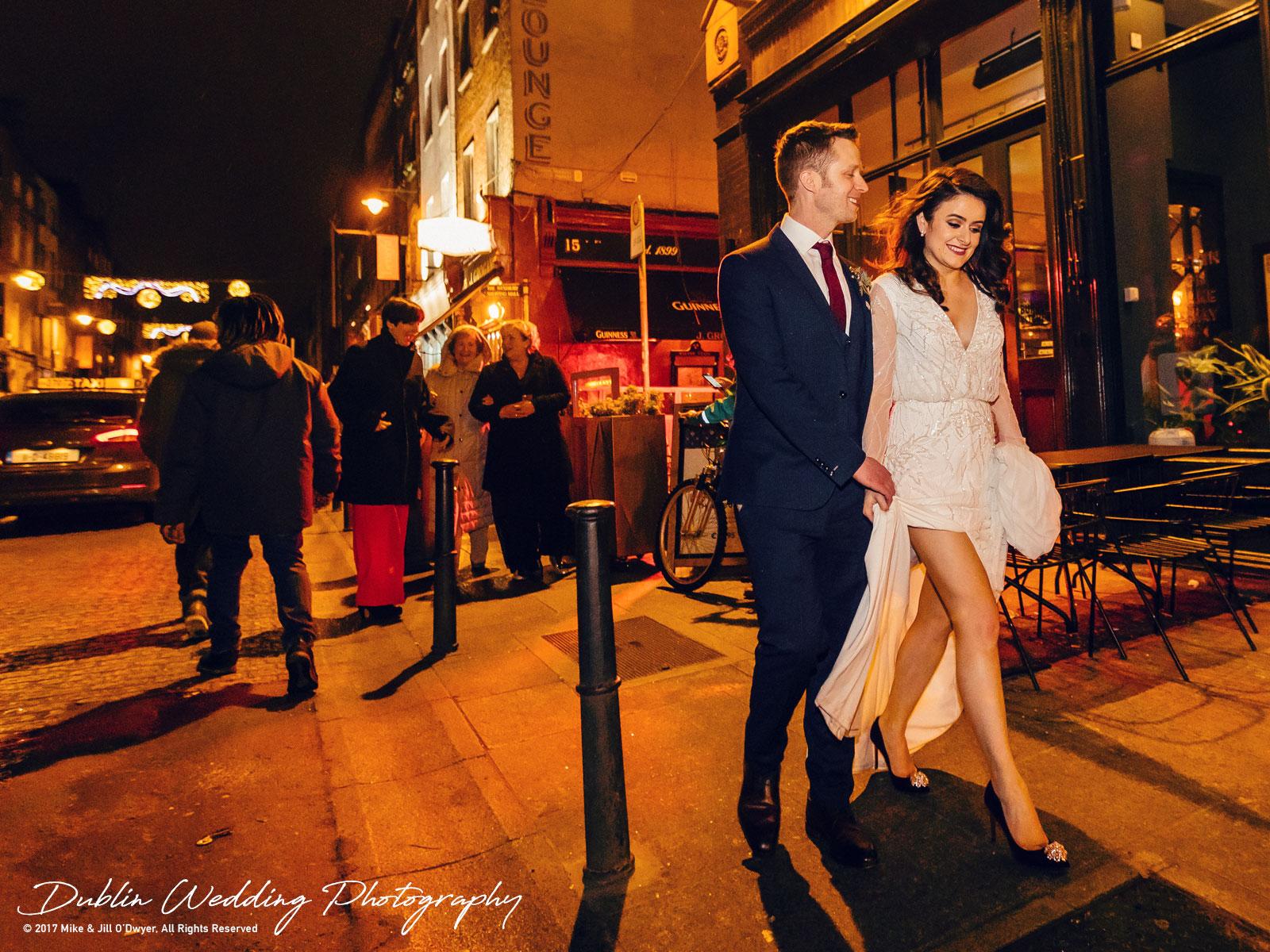 Dublin Wedding Photographer City Streets 073