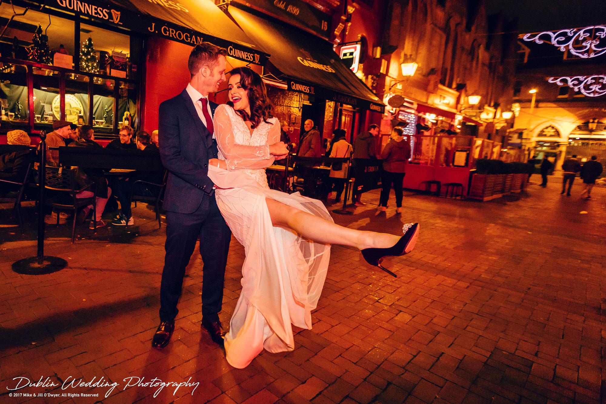 Dublin Wedding Photographer City Streets 075