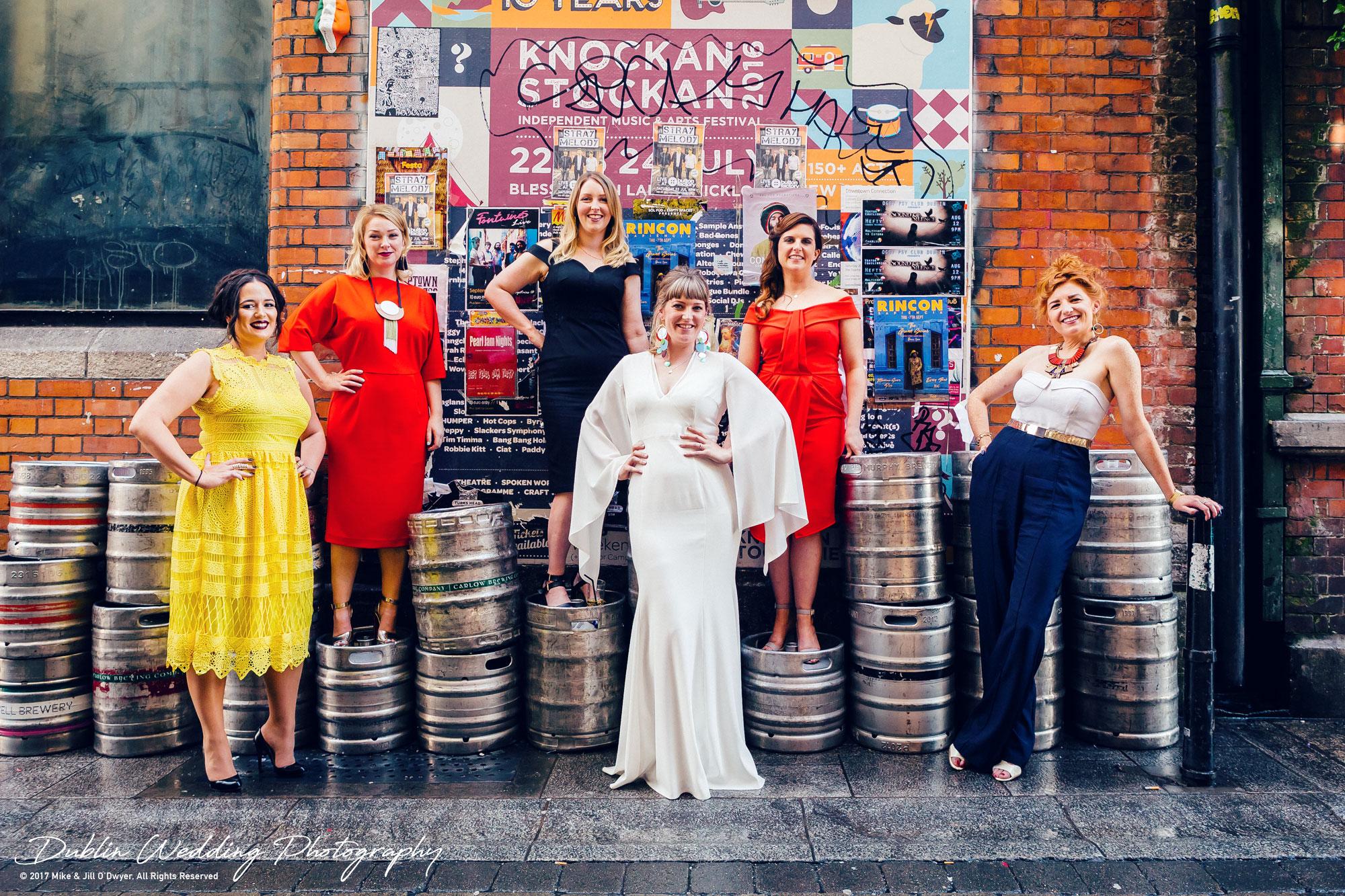 Dublin Wedding Photographer City Streets 080