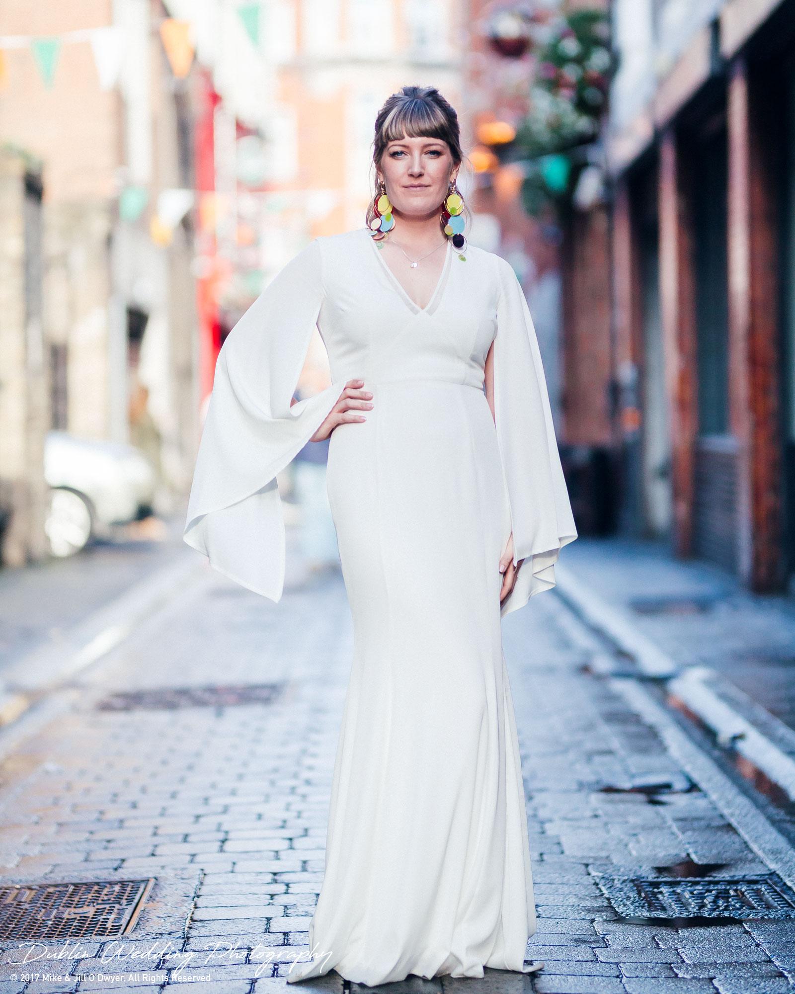 Dublin Wedding Photographer City Streets 081
