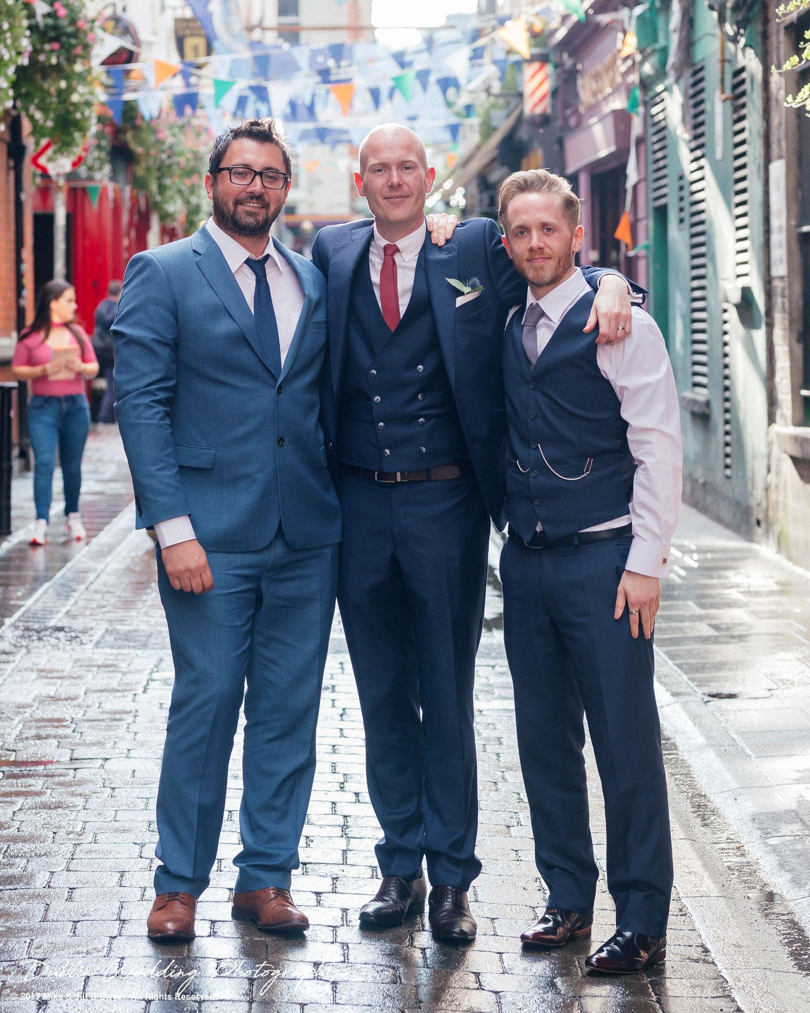 Dublin Wedding Photographer City Streets 083