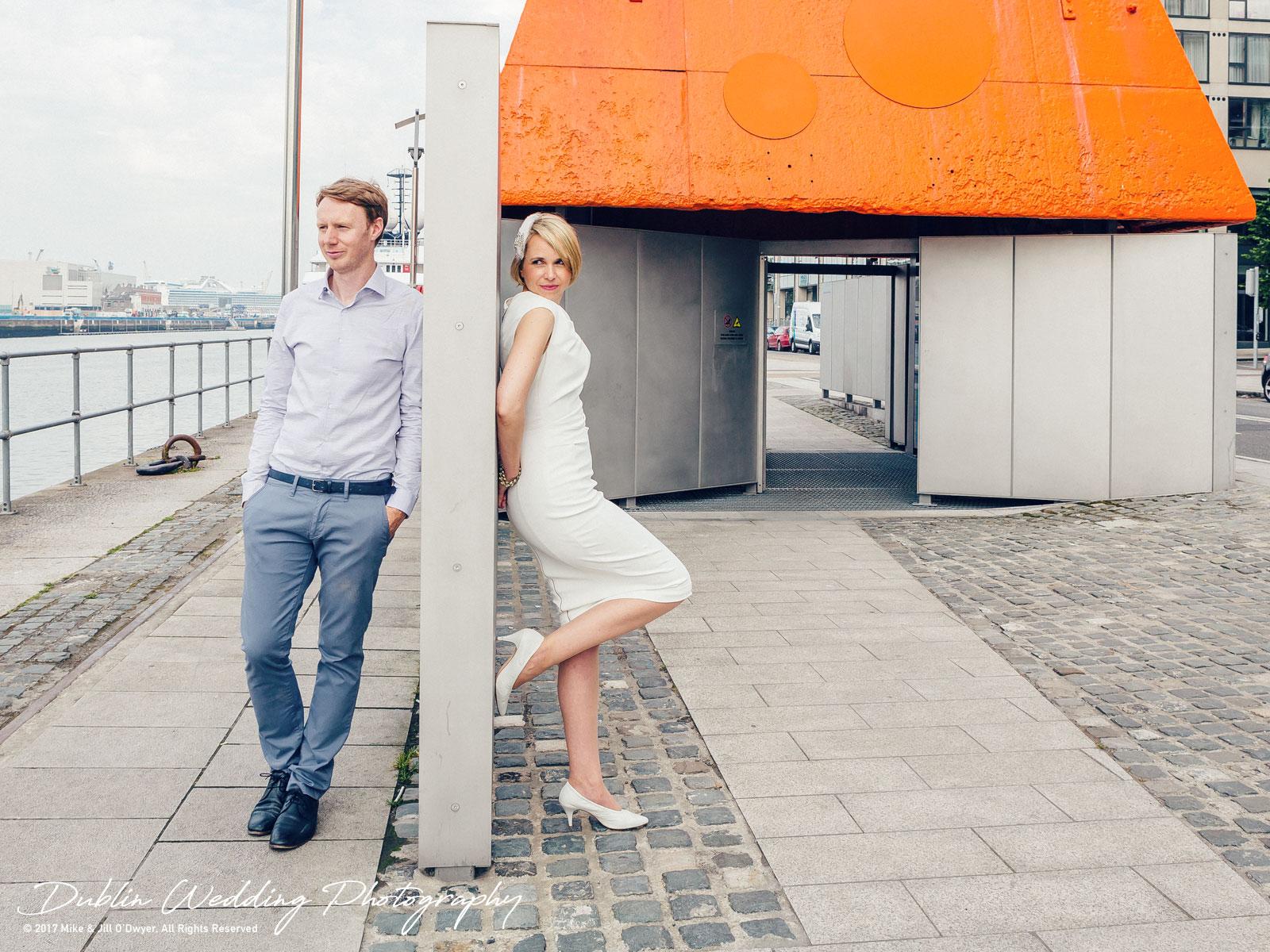 Dublin Wedding Photographer City Streets 091
