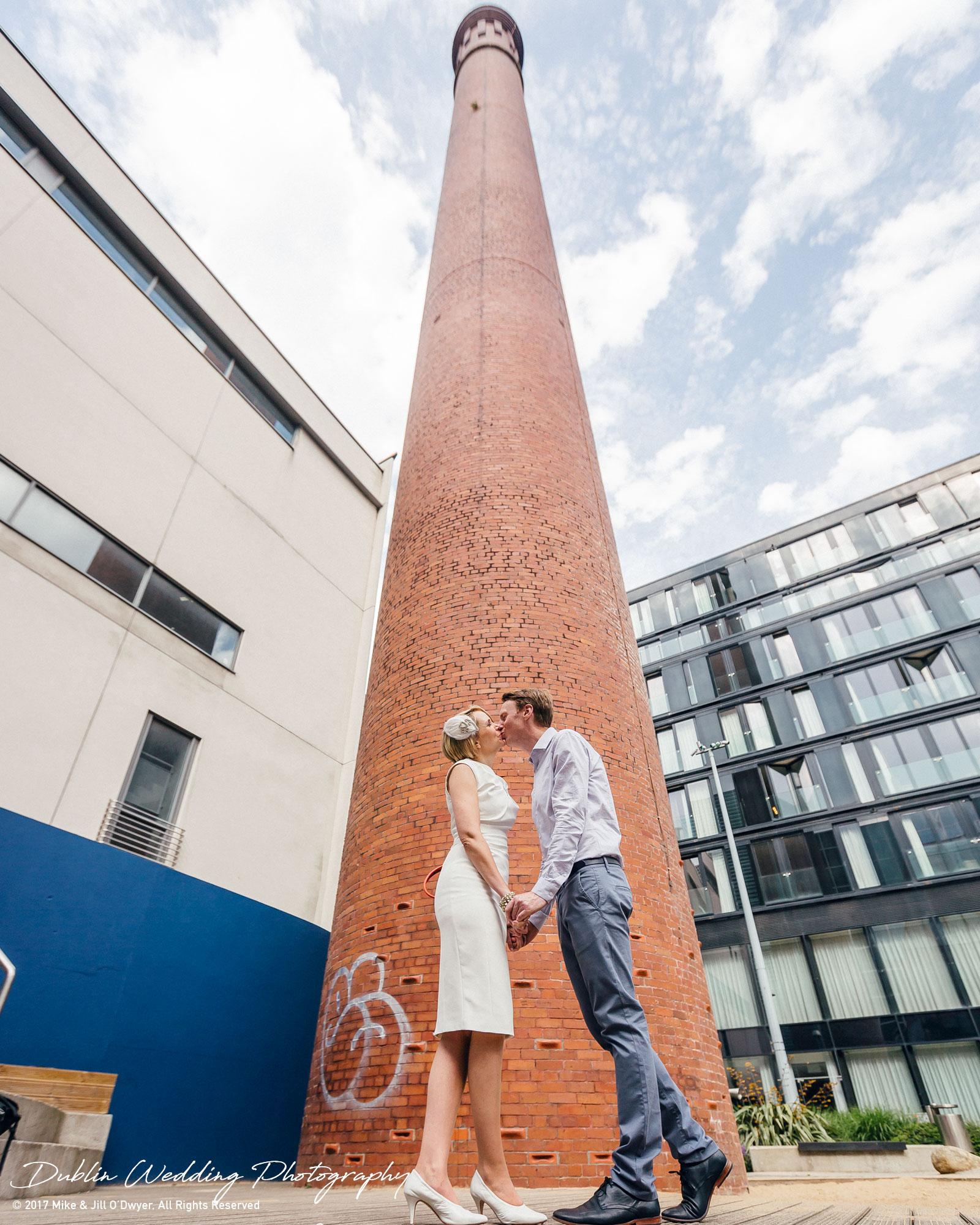 Dublin Wedding Photographer City Streets 095