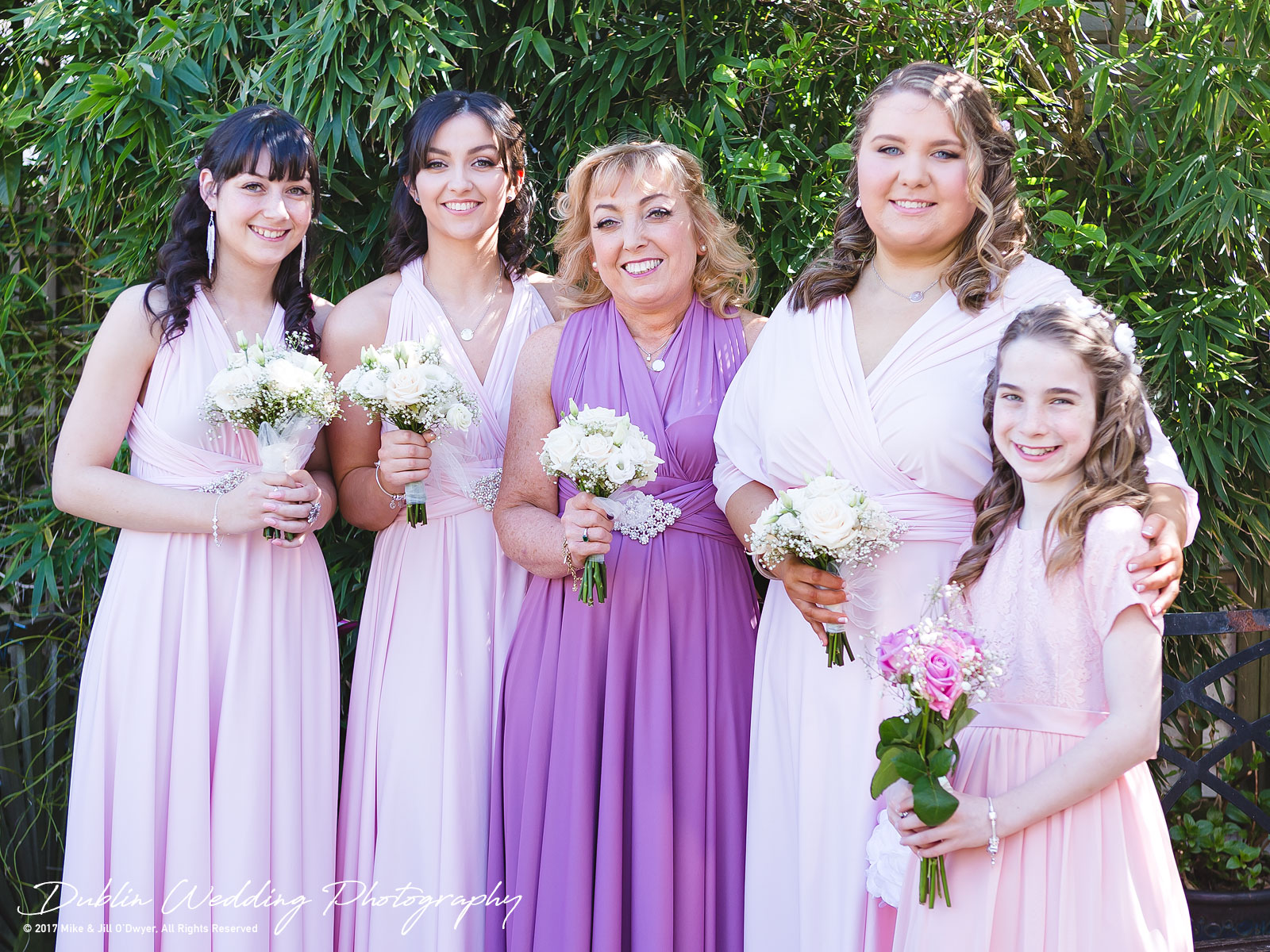 Wedding Photographer in Wicklow Glenview Hotel Bride Prep 02