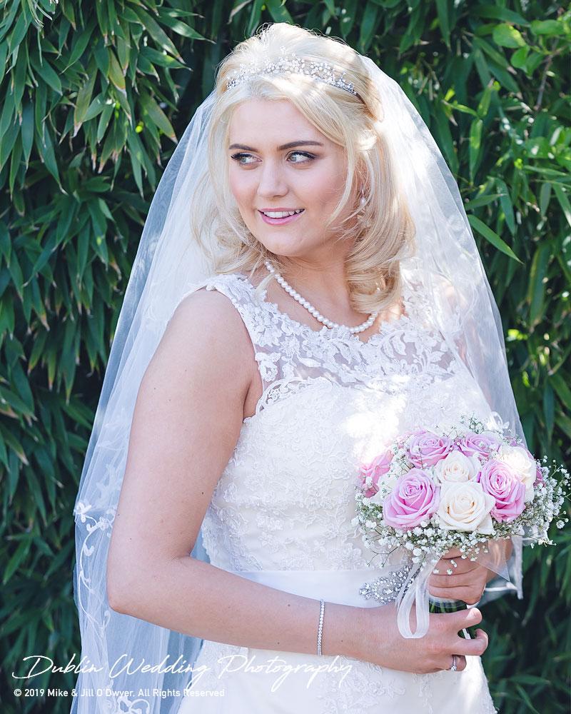 Wedding Photographer in Wicklow Glenview Hotel Bride Prep 05