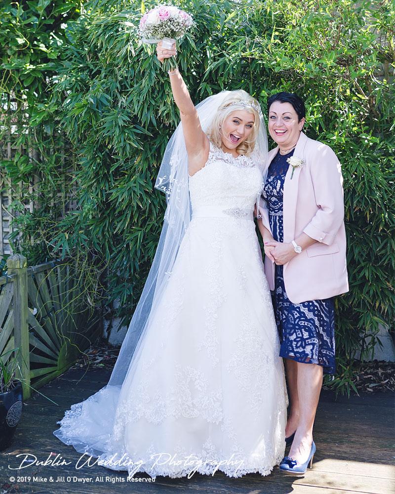 Wedding Photographer in Wicklow Glenview Hotel Bride Prep 06