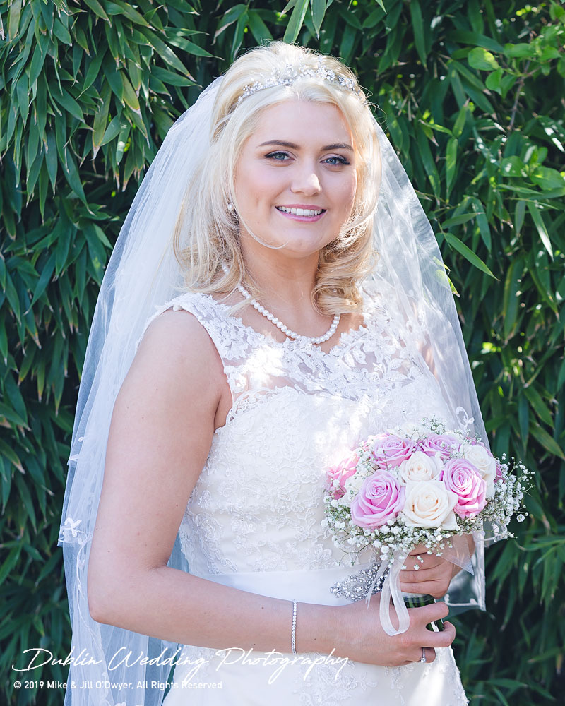 Wedding Photographer in Wicklow Glenview Hotel Bride Prep 07