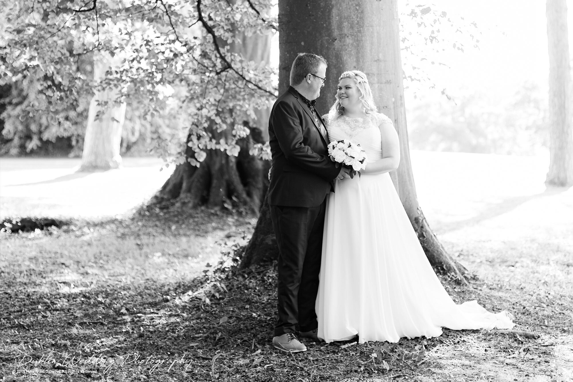 Wedding Photographer in Wicklow at Rathsallagh House