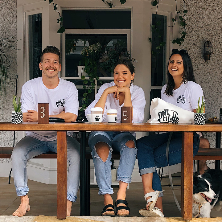 Our COO Sammy (centre) had a chat to Beaches Coworking.  Check it out here.