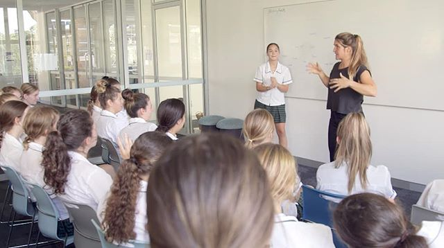 "We recently funded Tomorrow Woman workshops at Barrenjoey High School, Narrabeen Sports High and Mater Maria! This workshop is focused on disrupting gender stereotypes and strengthening emotional muscle.  Here's a quote from Devyn, one of the Tomorrow Woman facilitators: ""Being from what they called 'a privileged and beautiful' part of Australia, they didn't feel they had the right to express the impact this pressure was having on their wellbeing. The fear of being overly dramatic, judged or seen as ungrateful meant a lot of the young women were quietly struggling on their own. However, after a number of students were brave enough to lead the way by finding their voice and sharing their stories, the groups were able to recognise that they were not alone in the battles they face every day. For a lot of young women, this meant they walked out of the workshop feeling more connected, supported and appreciated by the group that can often be so quick to judge them. The young women were inspiring and courageous in their ability to share their truth and demand a better level of connection with each other."" #tomorrowwoman"