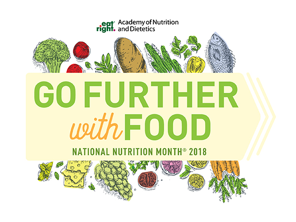 Photo courtesy of The Academy of Nutrition and Dietetics