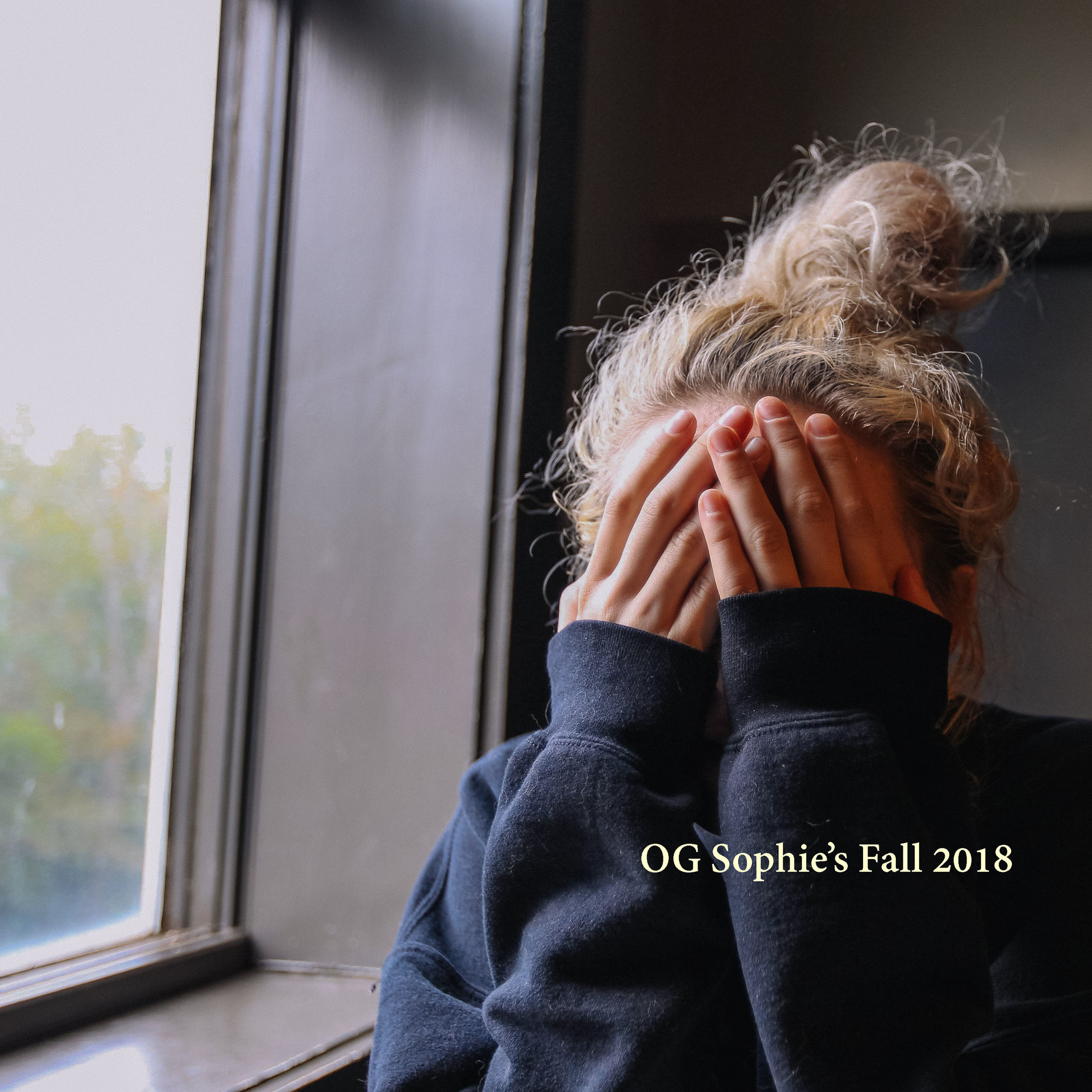 OG Sophie's Fall 2018   It's hard to prove alpha when there's more than one Sophie, but check out the OG Sophie's Fall 2018 playlist. By Sophie Sand.