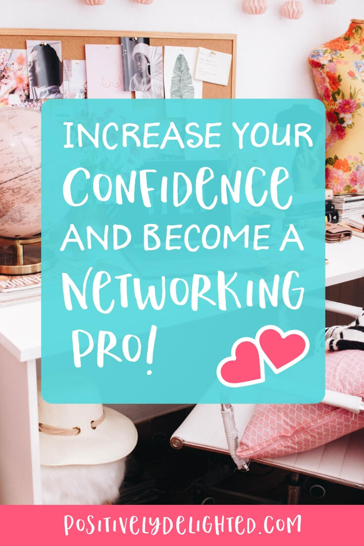 When you walk into the room at an networking event...How do you feel? Are you pumped and ready to start some conversations or are you slowly creeping towards the food table, preparing to hide in the corner?  Well today's guest, Laura Peterson from Copy that Pops, is going to teach us how to network like the pros! She will share her own journey to building her confidence in life, travel, and entrepreneurship and tips for helping us to the same.
