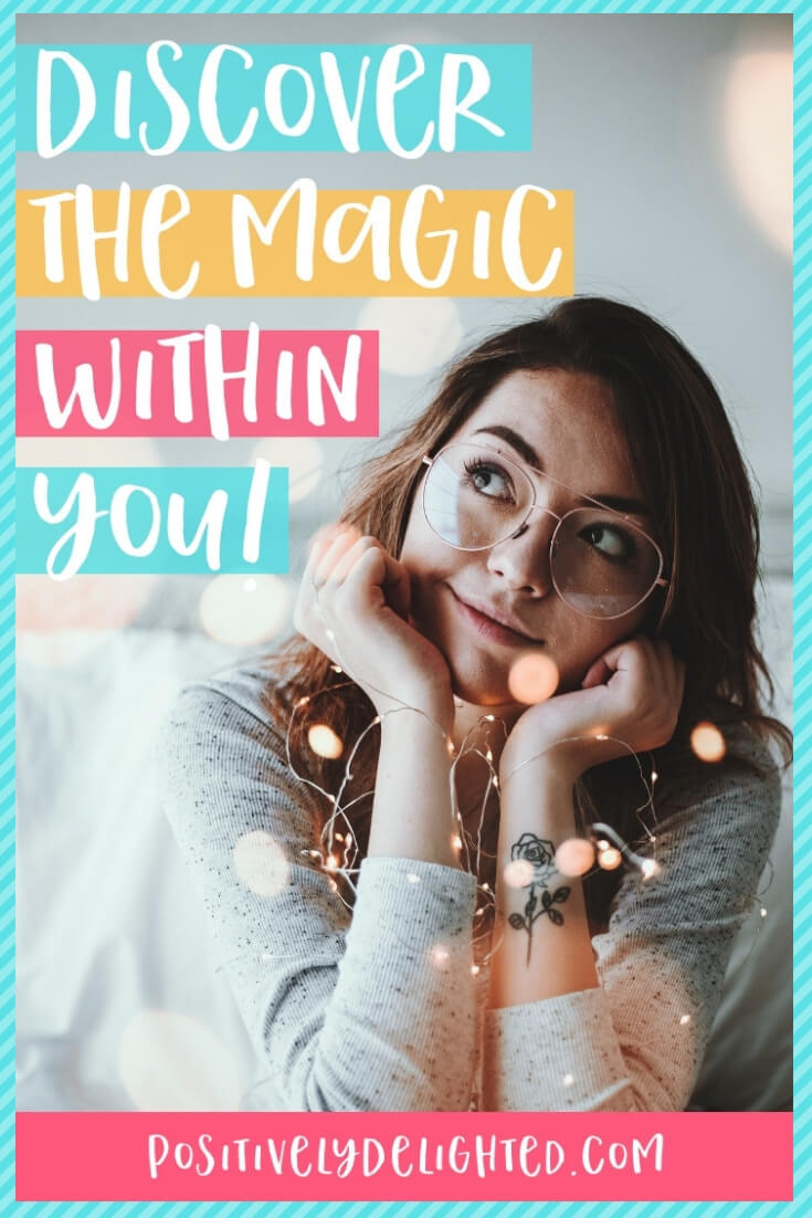 There is no one else in the whole world like you and that is what makes your particular magic so wonderful. Today, I'm interviewing Liv Hadden, a clarity guide and host of the Self-Aware Millennial podcast, who has a special talent for helping others discover the magic within. She is a new friend that has helped me greatly in tapping into my own inner magic and I know will give you the inspiration and guidance to live your most joyously authentic life. #selflove #selfcare #liveyourbestlife