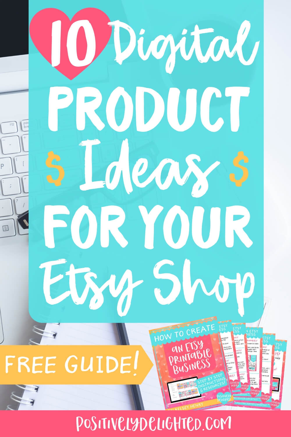 20 Digital Products Ideas for Your Etsy Shop — Positively Delighted