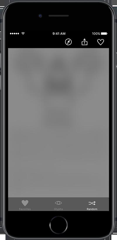 iPhone7-06aRandomGlyph-blurred-framed.png
