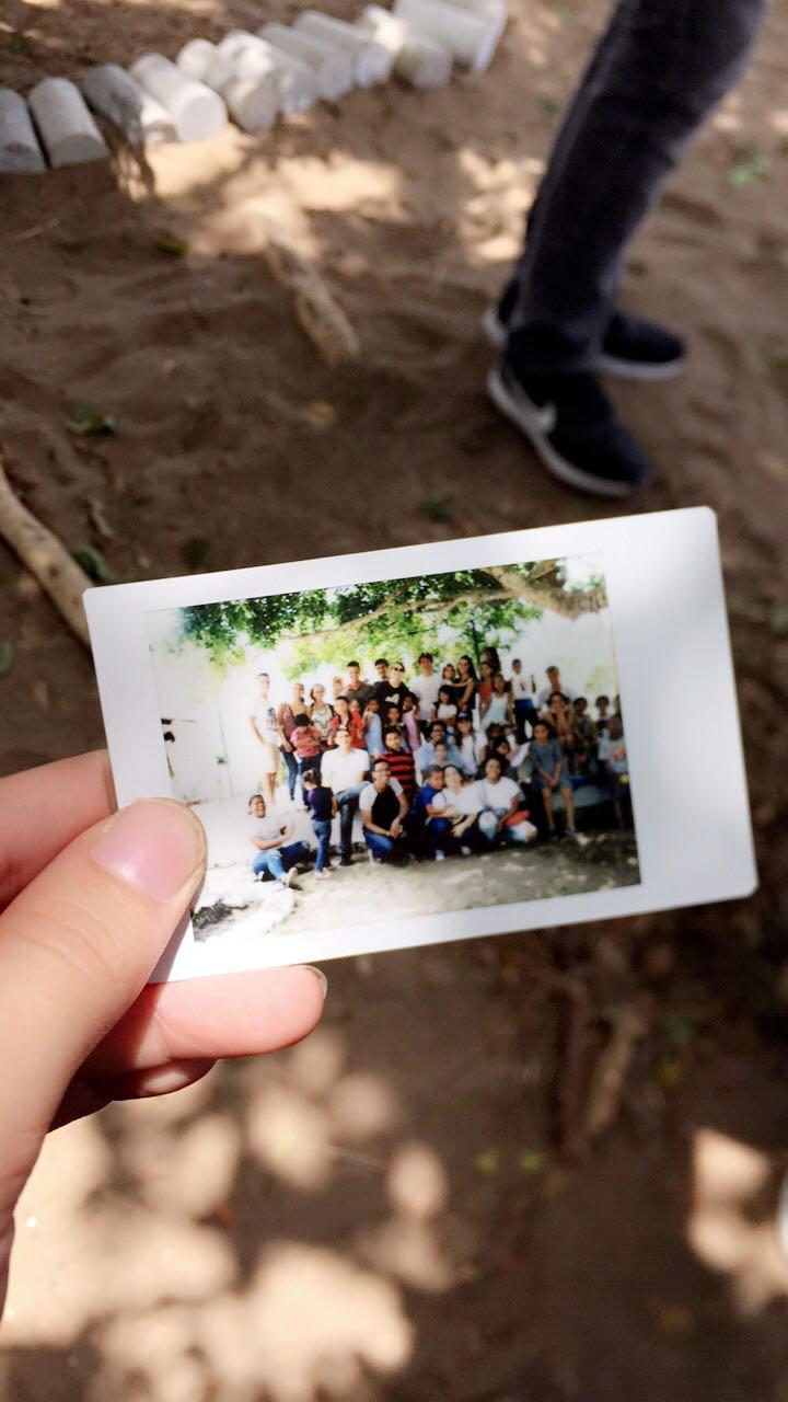 Scribble Family - En la Fundación Siempre Vida, en Salgar.