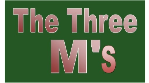 The Motive, The Model & The Mark -