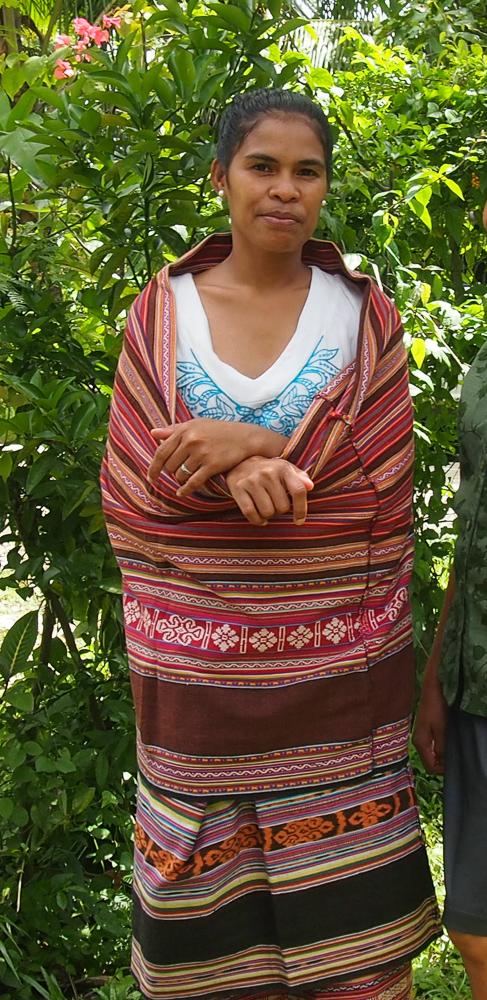 tais-cloth-timor-leste7