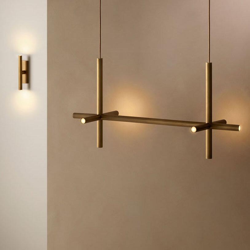 Miko Designs' Designer Lighting - Petrine by Nightworks Studio.
