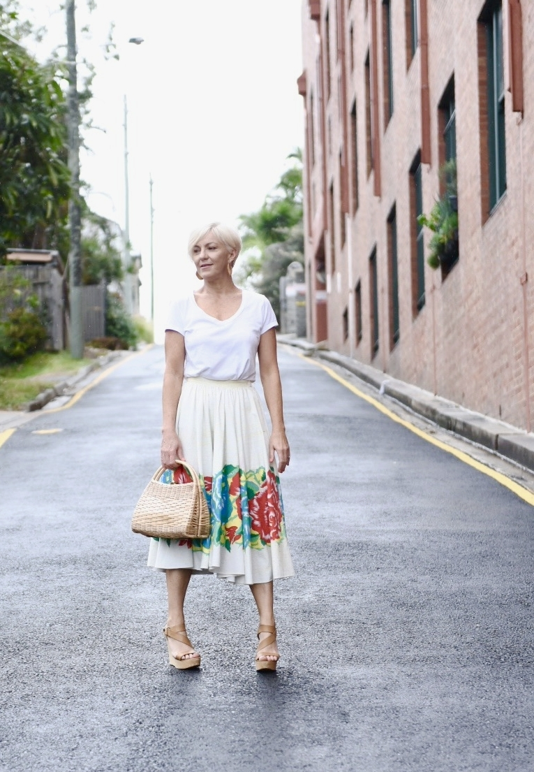 SUSTAINABLE STYLING VINTAGE