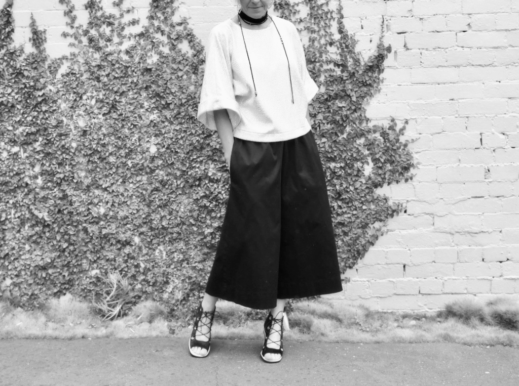 Sustainable Styling How to rock a culotte