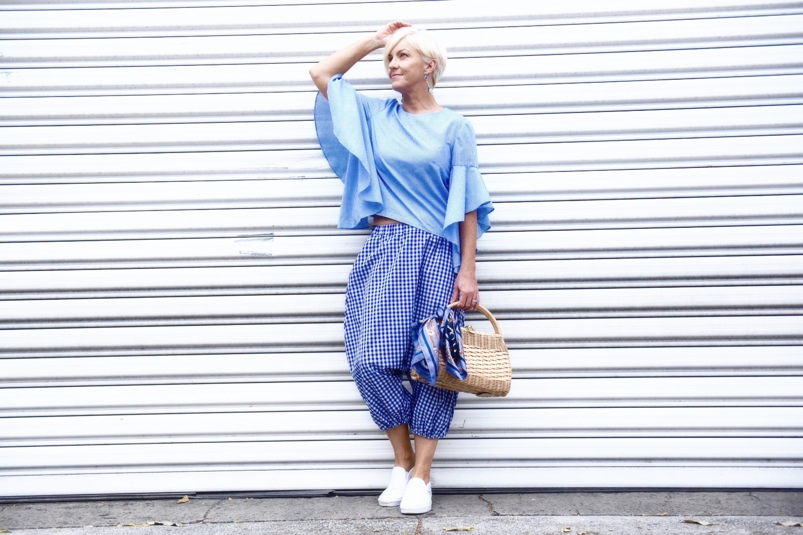 To Gingham or not to Gingham - How To