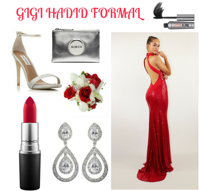 Gigi Hadid Formal look Sustainable Styling