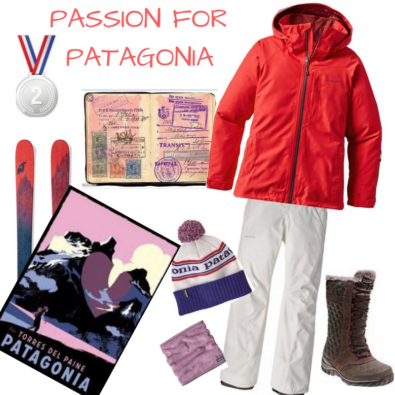 Sustainable Styling Patagonia