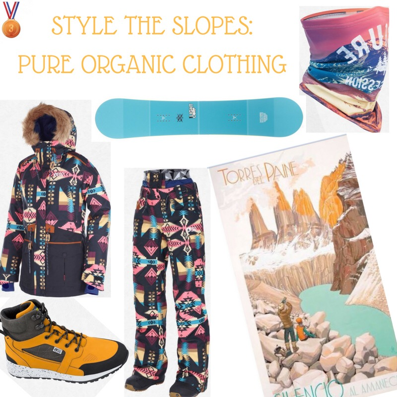 Sustainable Styling Picture Organic Clothing