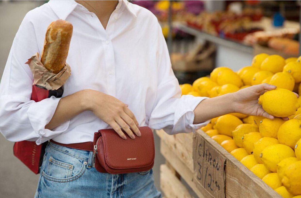 Sustainable Styling bum bag