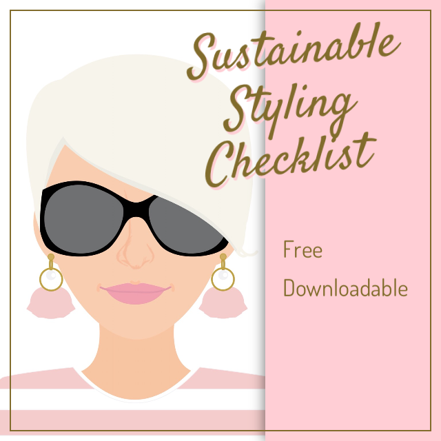 Build a stylish and on-trend wardrobe that's kind to planet, people and your bank account.   Download my free checklist and receive 15% off styling services.