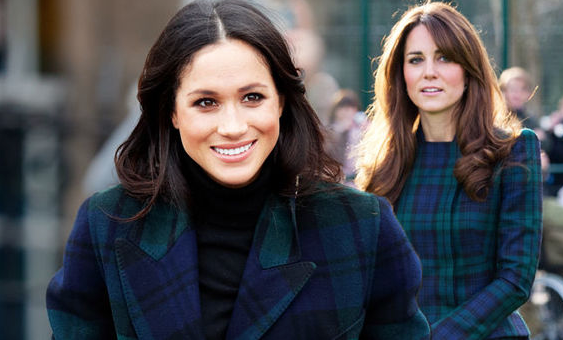 Sustainable Styling Kate Meghan Tartan
