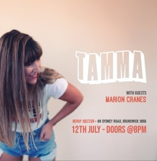 We will be riding the coat tails of the amazing @tammaexplosion next month! Come on down for an intimate sing-a-long! #gay #801010 #melbournemusic #beatyoudown #newmusic