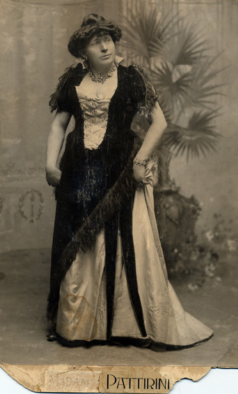 Brigham Morris Young as Madam Pattirini
