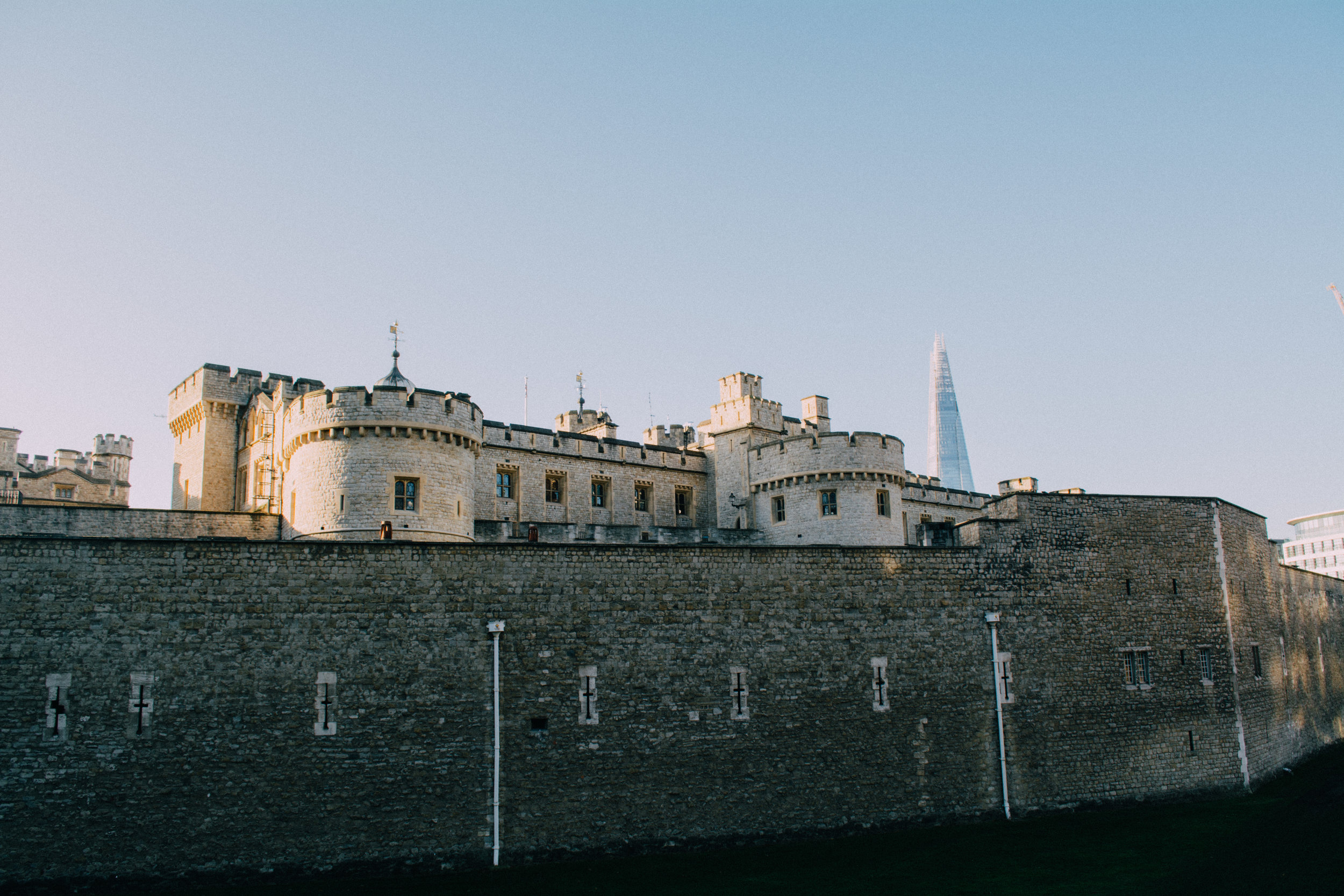 The Tower of London. Pinch me.
