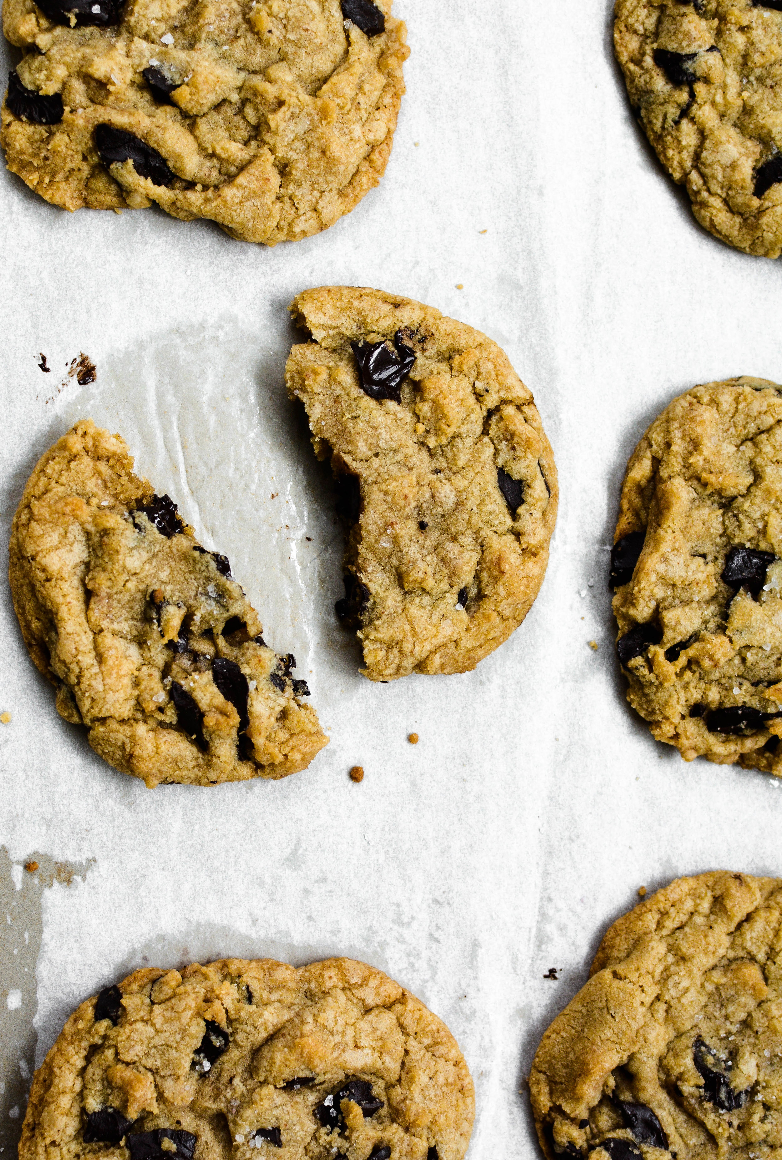 Amalia's Browned Butter Chocolate Chip Cookies.