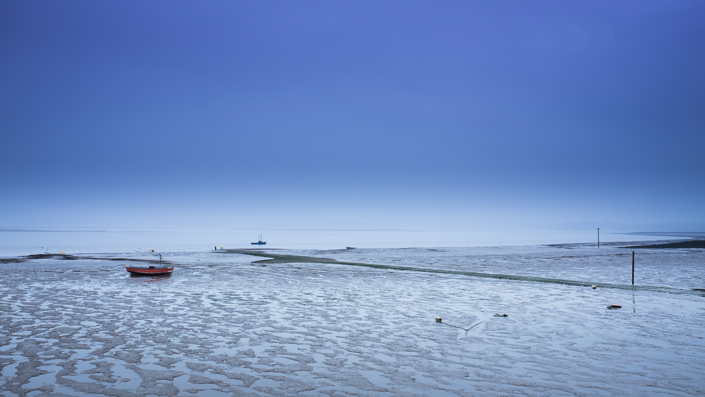 Morecambe Bay, Fuji X70