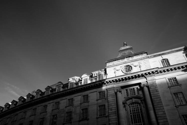 Fuji X70 - Regent Street, London