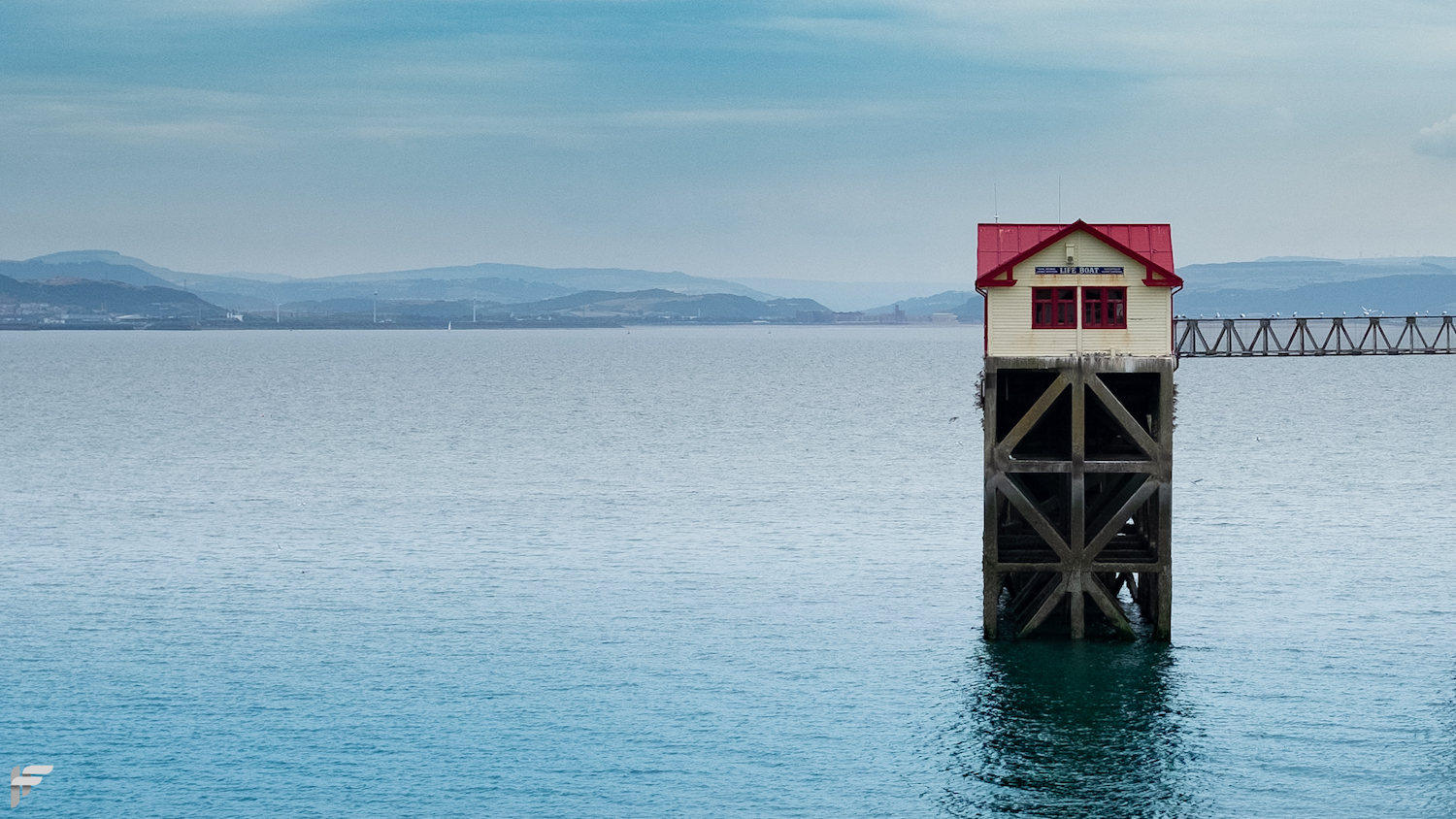 Fuji X100F - Lifeboat Station, Mumbles, South Wales, UK